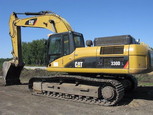 e3007a241 Экскаватор Caterpillar 330D технические характеристики, двигатель ...